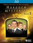 Murdoch Mysteries Season 3 0054961866298 Blu-ray Region a