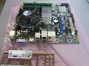 Intel-DG43GT-Socket-775-motherboard-with-an-intel-Quad-Core-Q8400-2-66ghz-amp-4gb