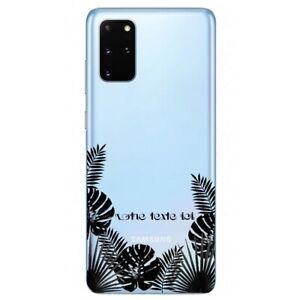 Coque Galaxy Note 10 LITE jungle noir personnalisee
