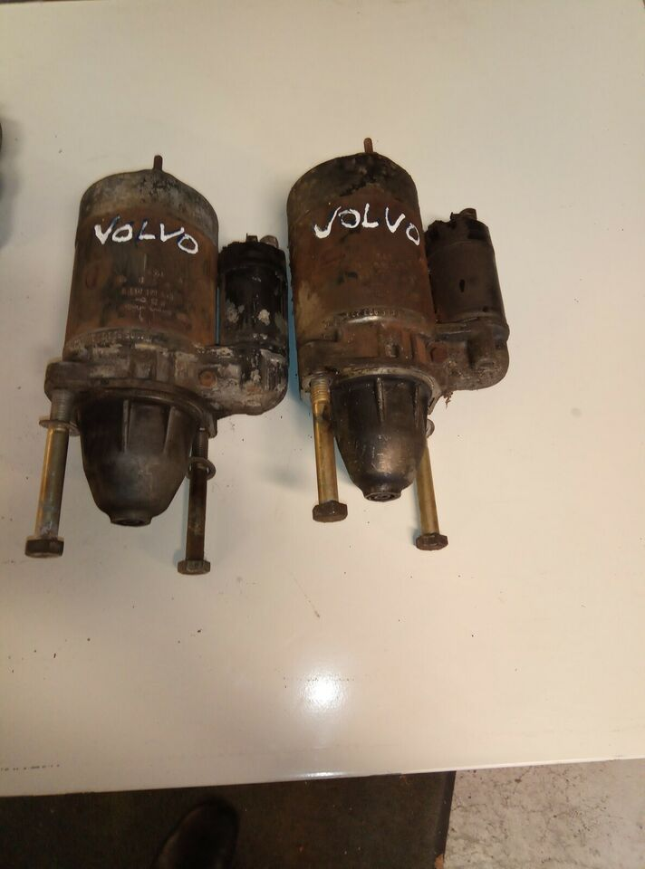 Motordele, Volvo