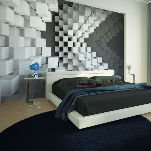Fototapete Vlies Illusion Tapete Fototapeten  Für Schlafzimmer FDB59