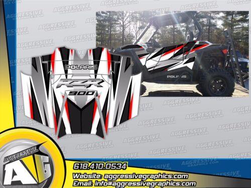 AG //// Graphics Kit Polaris RZR 900 XP UTV 2011-2014
