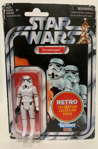 Star Wars Kenner Action Figure Retro Collection