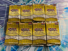 X3 2019 Gold Sarcophagus Tin Mega Pack YuGiOh FACTORY SEALED Free Ship /& Tracked