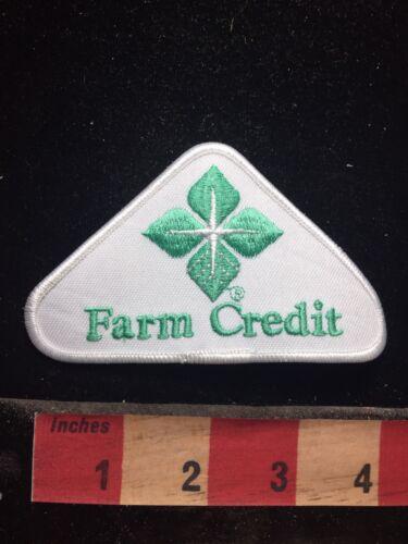 Farmer FARM CREDIT Patch Uniform 76Y3 Advertising