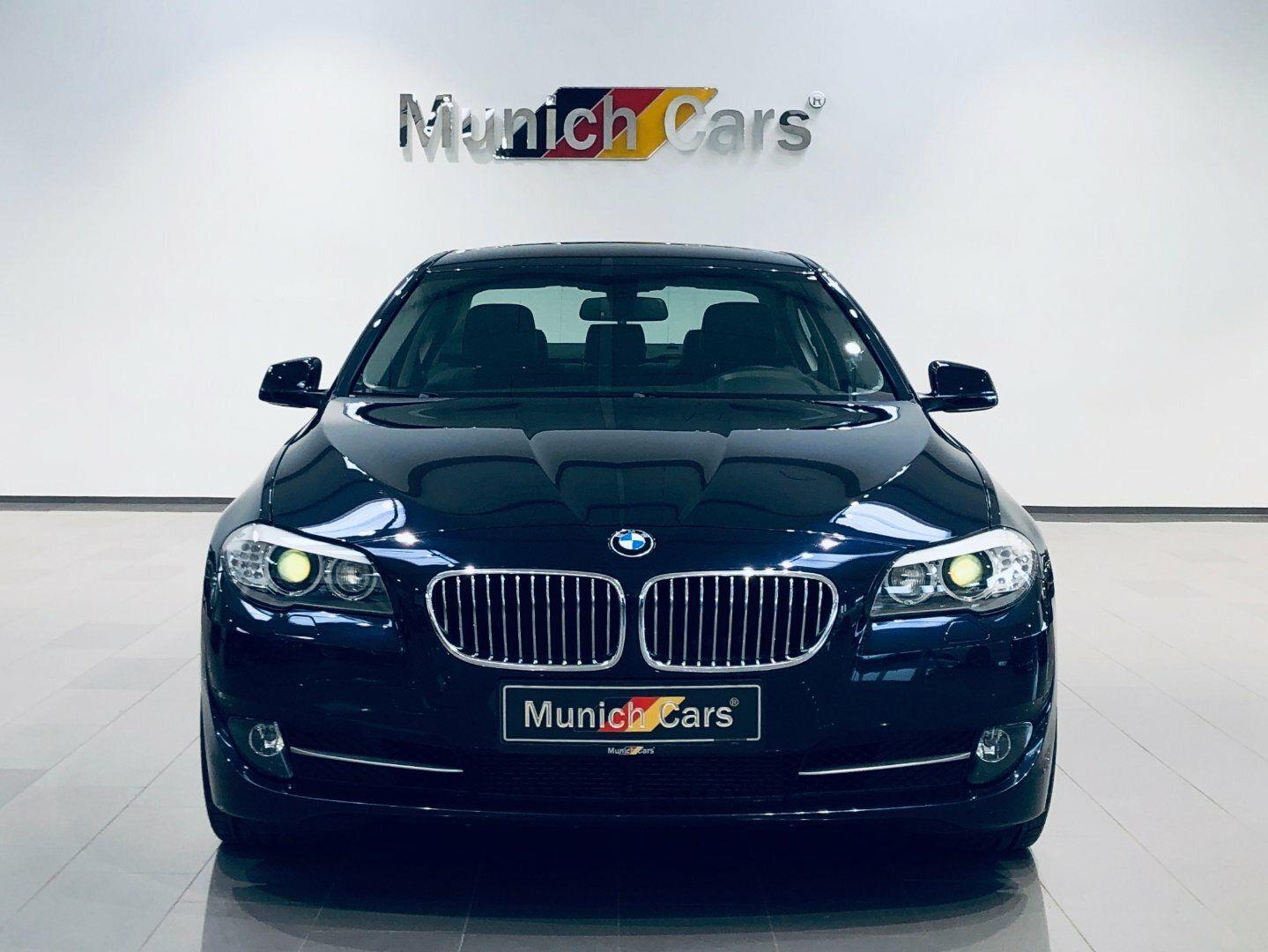 BMW 520d 2,0 aut. 4d