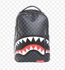 02f92d6e1ebd Image is loading Sprayground-Sharks-in-Paris-Backpack-Sold-Out-Original-