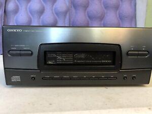 Vintage-1992-Onkyo-C-M70-Compact-6-Disc-Cartridge-CD-Changer-See-Description