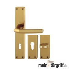 Hoppe Schutzbeschlag Birmingham PZ Alu F4 1117//2222A//2440 Türgriff Klinke bronze