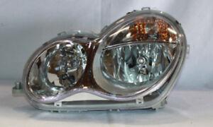Headlight Assy 20-6980-00 TYC