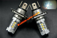 For Polaris Sportsman 500 4x4 1996- 2001 Led Headlight Bulbs 1997 1998 1999 2000