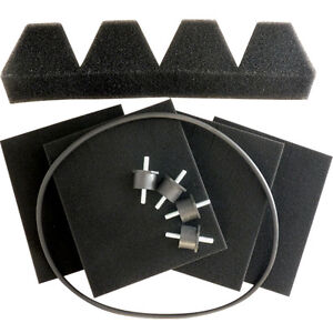 Original Filtermist Spares Kit for F1321 series 7 - Leicester, United Kingdom - Original Filtermist Spares Kit for F1321 series 7 - Leicester, United Kingdom
