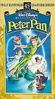 Peter Pan (VHS, 1998, 45th Anniversary Limited Edition)
