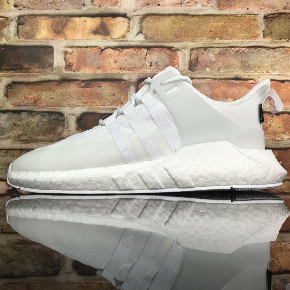 Adidas Augmentation Eqt Soutien 93/17 Hommes Sz 11.5 Gore-Tex Blanc Crème Db1444