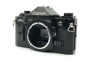 Canon-A-1-35mm-SLR-Film-Camera-Body-Black-From-Japan