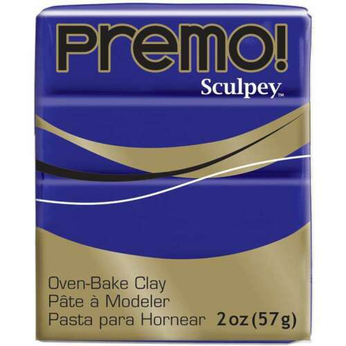 Premo Sculpey Polymer Clay 2oz Purple 715891551325