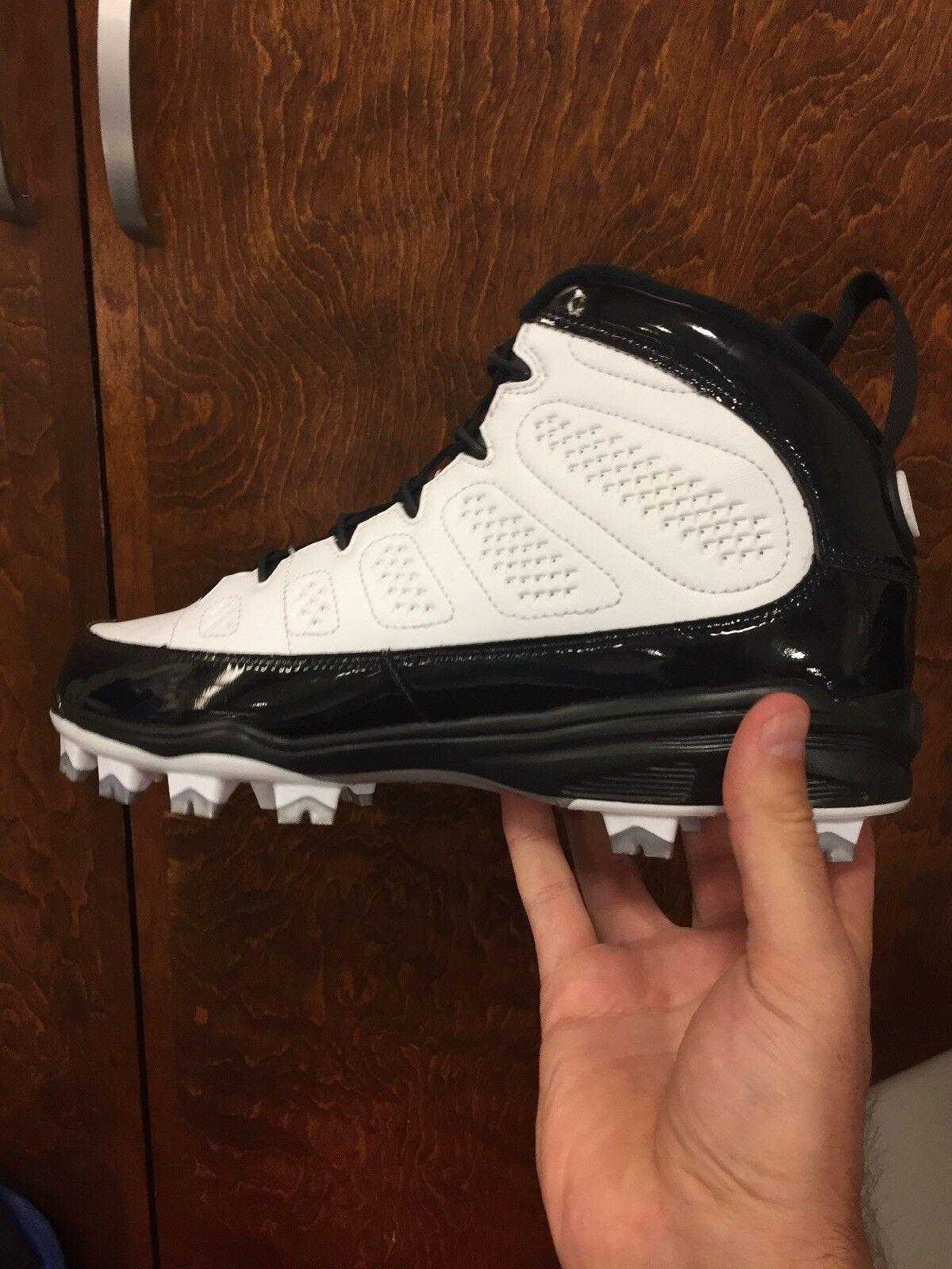 8b5ea25df42 Mens Nike Jordan IX Retro MCS Cleats Size 100) No Box (AA1264 11 ...