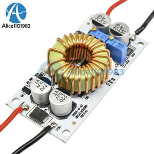 Herewegoo 250W 10A DC Step-up Boost Converter Constant Current Power Supply LED Driver 250W Unidad de Fuente de alimentaci/ón