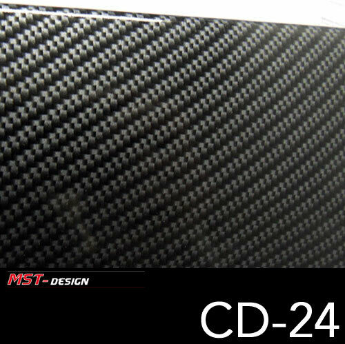 Wassertransferdruck Folie WTD WTP Carbon CD-24 Hydrographic Film 2 m x 50 cm