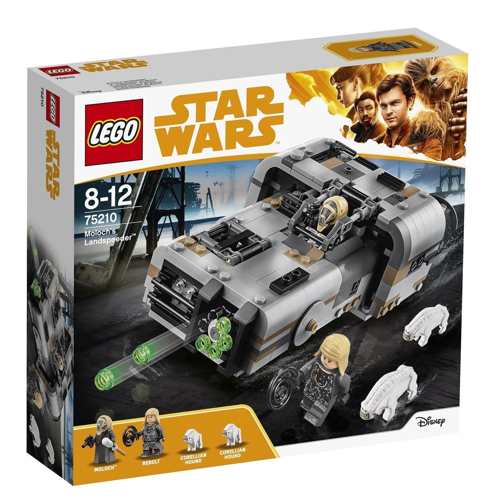 LEGO 75210 Star Wars Moloch's Landspeeder NEW SEALED FAST DISPATCH