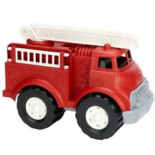 Green Toys Fire Truck Red 100 Recycled Plastic