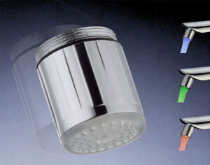 Wasserhahn Beleuchtet design led beleuchtung fÜr armaturen: blau, lila, rot wasserhahn bad