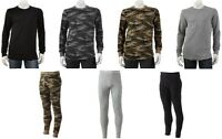 Croft & Barrow Thermal Shirts Or Pants Pick Your Size, Style And Color