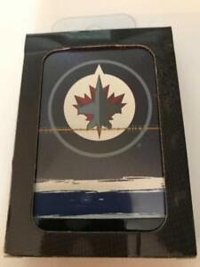 Winnipeg Jets Playing Cards (New) Calgary Alberta Preview