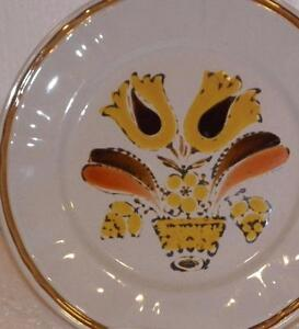 Vintage Americana Hearthside Stoneware DINNER PLATE 10½\