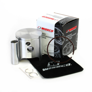 Piston Kit Standard Bore 54.00mm For 2004 Suzuki RM125~Wiseco 835M05400