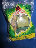 Burger King Small Soldiers Toy In Bag Major Chip Hazzard W/binoculars