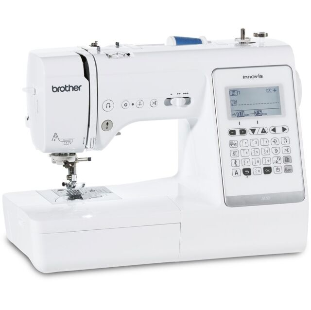 BROTHER Innov-is A150 Computerised Sewing Machine 150 Stitches + Alphabets
