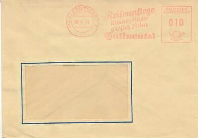 Continenthal Reifen Stuttgart 1953 Hilfreich 610638 Fst Blg