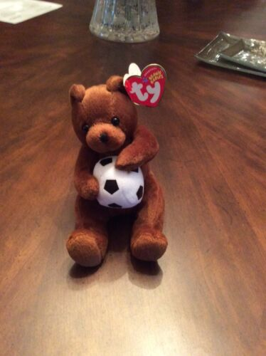 "RARE TY Beanie Babies ""SWEEPER"" with ERRORS,Retired,October 23,2004 MINT TAG"