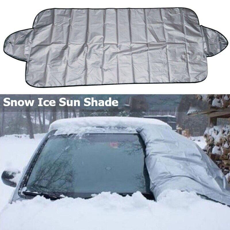 Heavy Duty Ice Scraper /& Squeegee for Car Window Windscreen Frost Snow Winter R