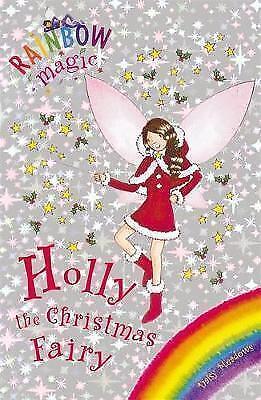 (Good)-Holly the Christmas Fairy: Special (Rainbow Magic) (Paperback)-Meadows, D