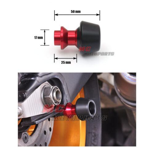 CNC Swingarm Spools Fit 959 Panigale 16-17 16 17