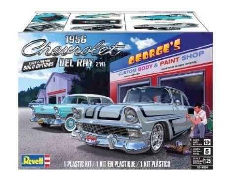 Revell 14504-1//25 1956 Chevrolet Del Ray Neu