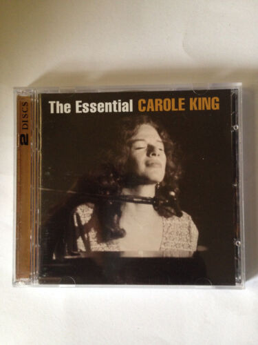1 of 1 - The Essential Carole King by Carole King (CD, Apr-2010, 2 Discs, Epic)