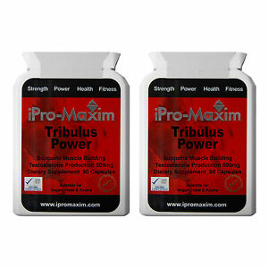 Tribulus-180-caps-Testosteron-Booster-Packs-A-Punch-Extreme-Muskel-Unterstuetzung