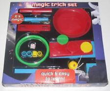 Kit Coffret Magicien Tour de Magie + 10 ans Magic Tric Set C NEUF