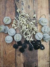 Lot Of 50 Security Tags Various Anti Theft Sensors Retail Clothing Clothes