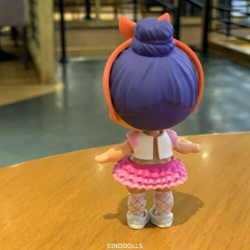 Lol Surprise Dolls Confetti Pop Midnight with outfit as pic toy Real L.O.L