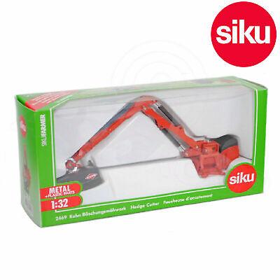 Scale 1:32-7072 Siku Farmer Cutter Die-Cast Accessory