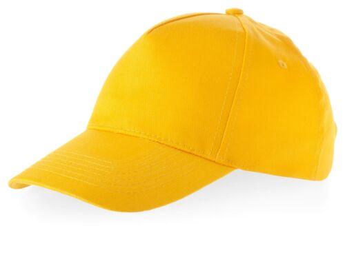 6 x US BASIC KIDS BASEBALL CAP HAT 14  COLOURS FAST DAILY DISPATCH