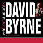 Live from Austin TX [Digipak] by David Byrne (CD, Oct-2007, New West (Record Label))