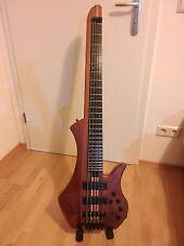 Bassline Worp 5 eBass Edelbass 5 Saiter Fünfsaiter 5-String