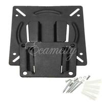 """Wall Mount Bracket for 10""""-23"""" Inch Flat Panel Screen LCD LED Display TV Monitor"""