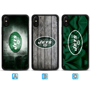 best service 59217 c89ca Details about New York Jets Phone Case For Apple iPhone X Xs Max Xr 8 7  Plus 6 6s