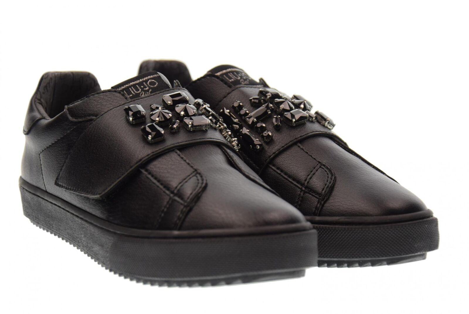 Liu Jo Girl A17s zapatos  de deporte mujer zapatillas de deporte de bajas sin cordones UM232 a6a23c